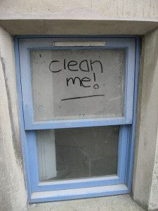 Clean Me Window