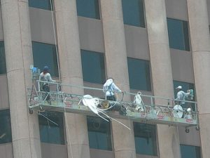 high rise window cleaning - Cleveland, OH