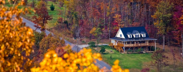 Prep for a Perfect Fall with Pressure Washing in Chagrin Falls, OH