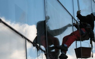 Safety First for Big-Job Window Cleaning in Cleveland, OH